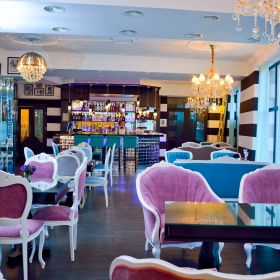 First Tiffany Bar in Tbilisi