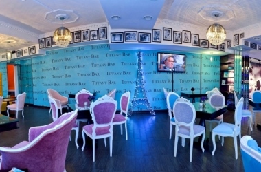 Tiffany Bar in Tbilisi